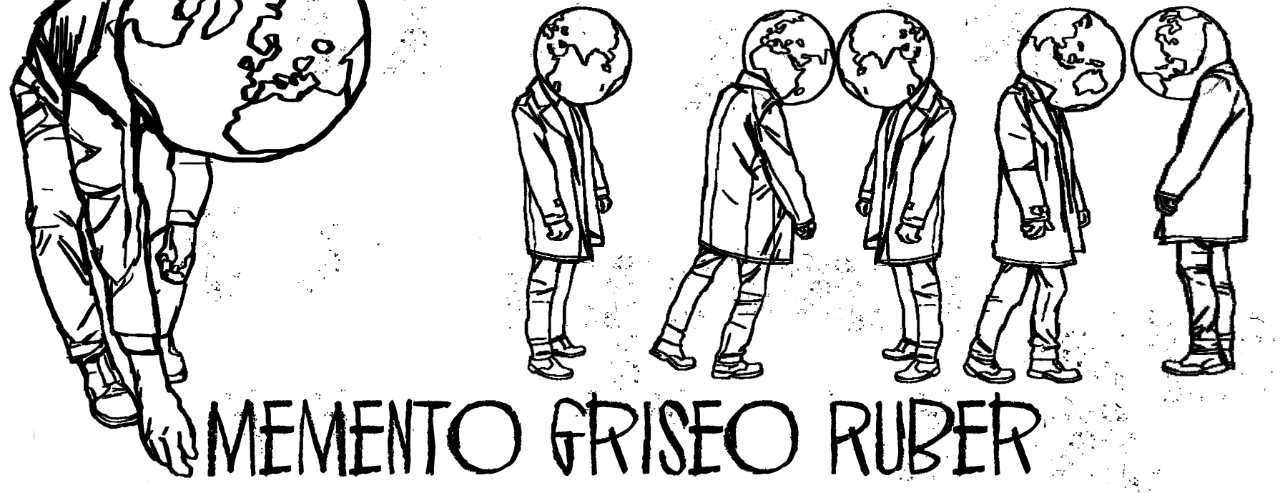 Memento Griseo Ruber